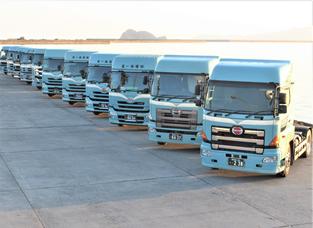 貨物自動車運送業
